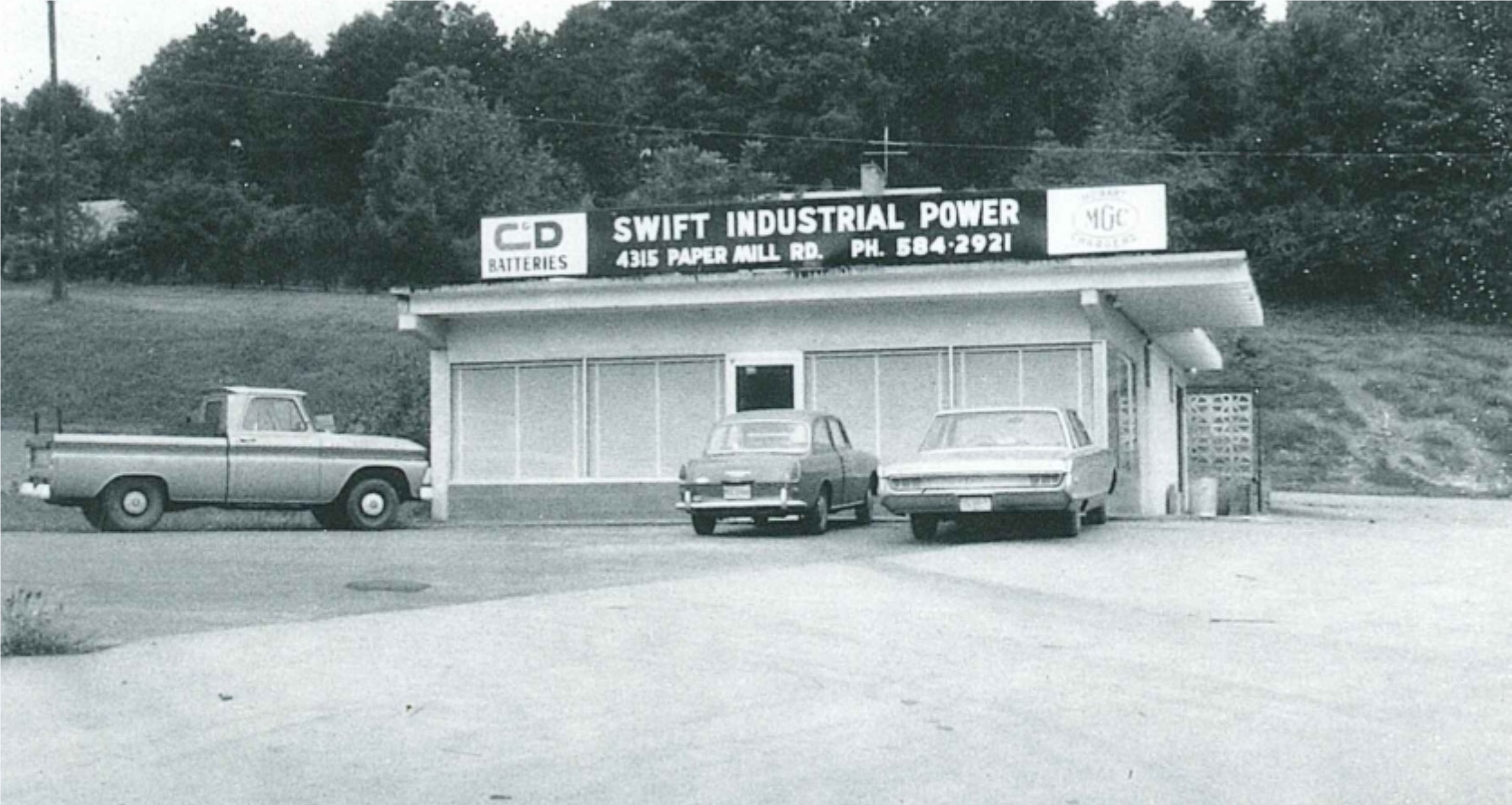 Swift Industrial Power